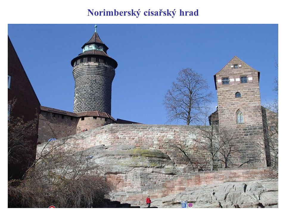Norimberský císařský hrad