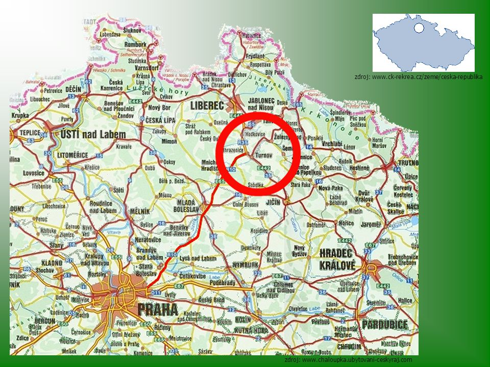 zdroj: www.ck-rekrea.cz/zeme/ceska-republika