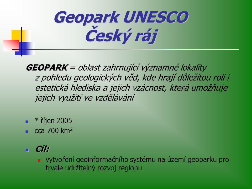 Geopark UNESCO Český ráj