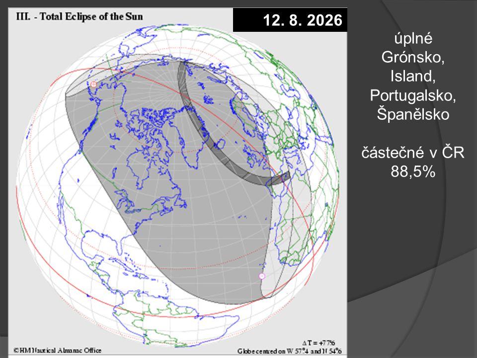 Grónsko, Island, Portugalsko, Španělsko