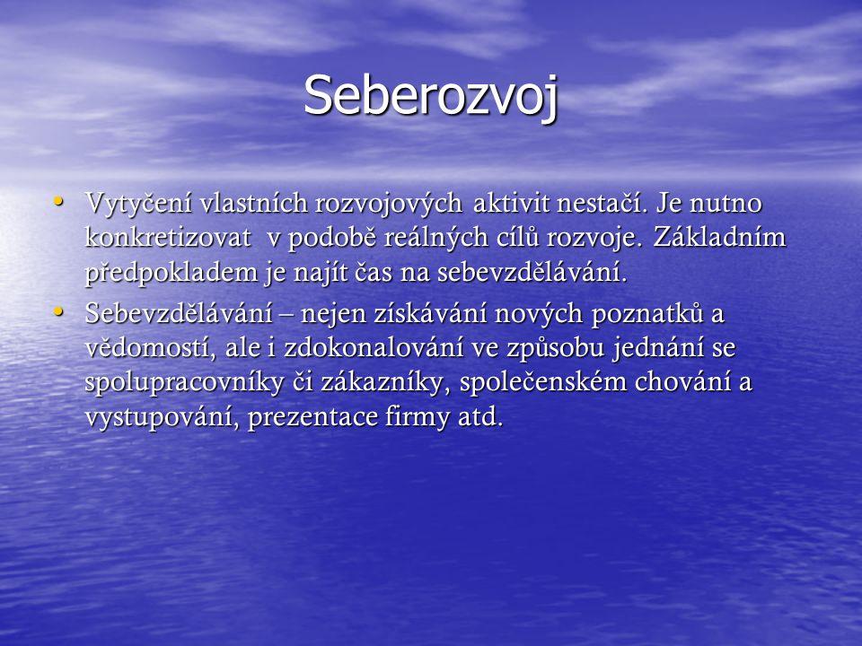 Seberozvoj