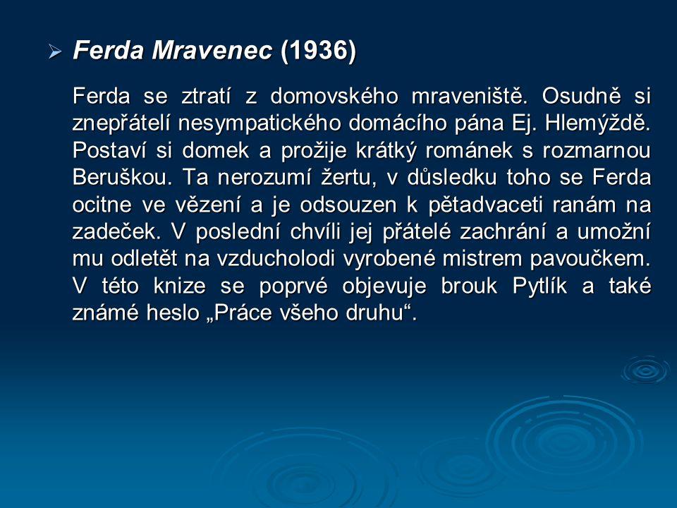 Ferda Mravenec (1936)