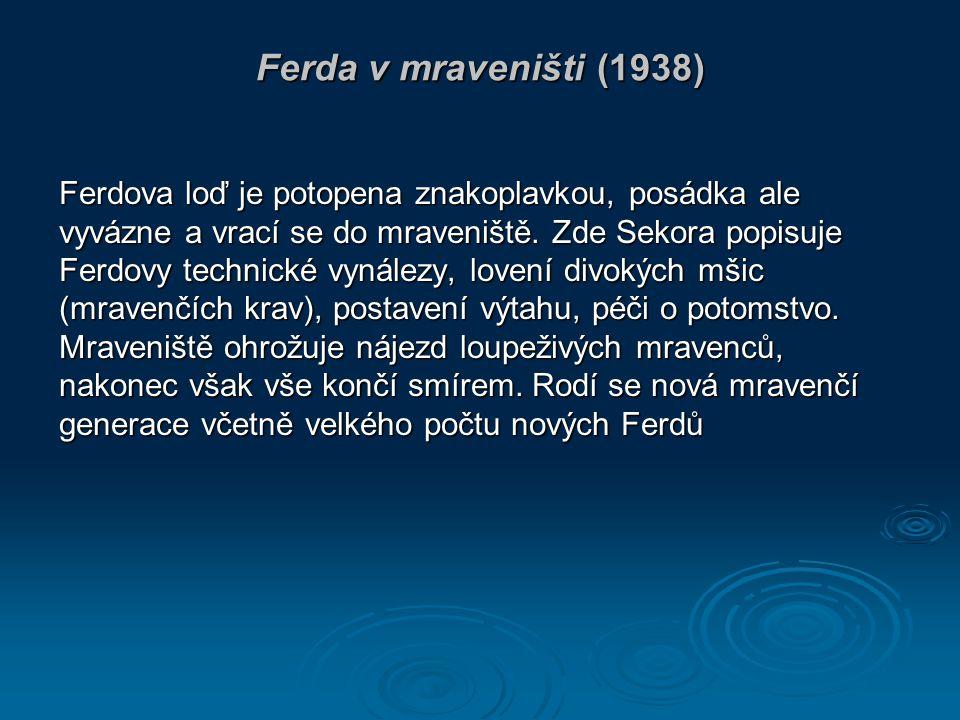 Ferda v mraveništi (1938)