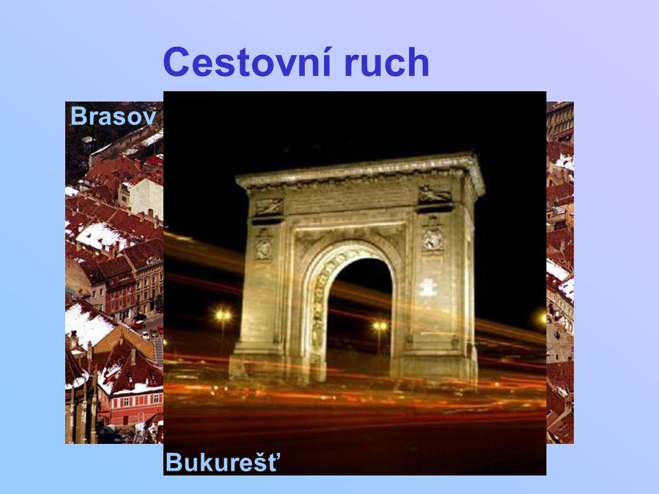 Cestovní ruch Brasov Bukurešť