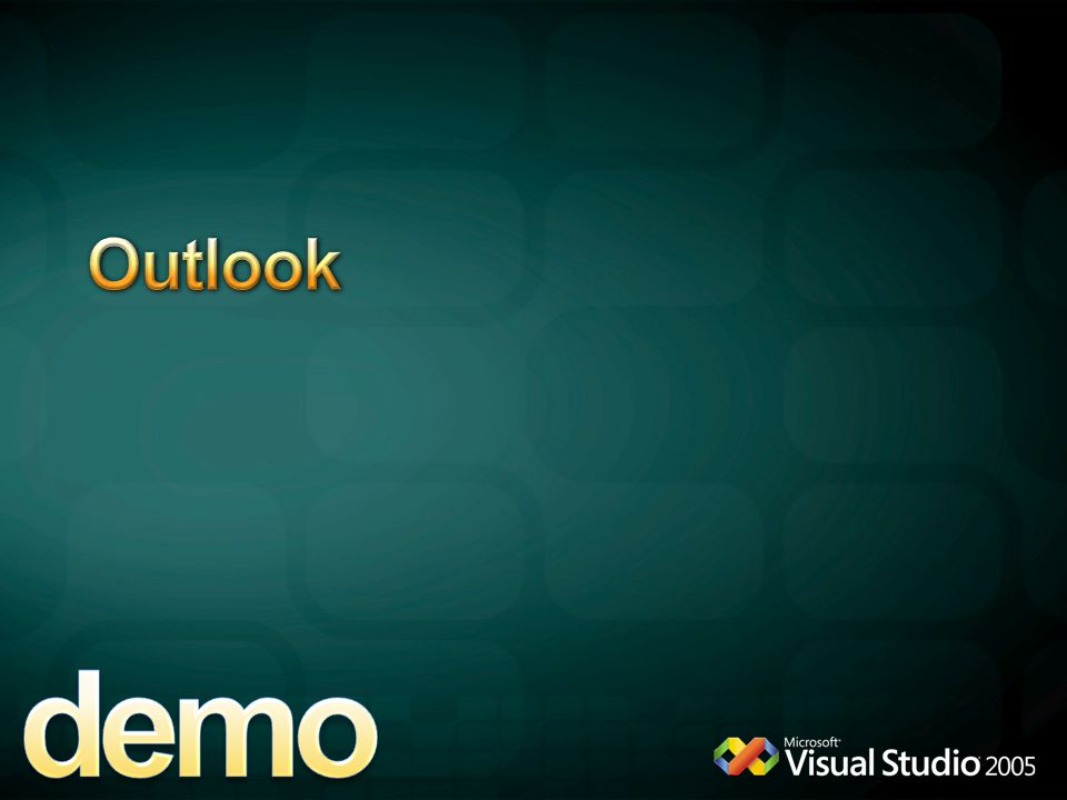 demo Outlook 4/13/2017 9:38 AM SalesAddin MICROSOFT CONFIDENTIAL