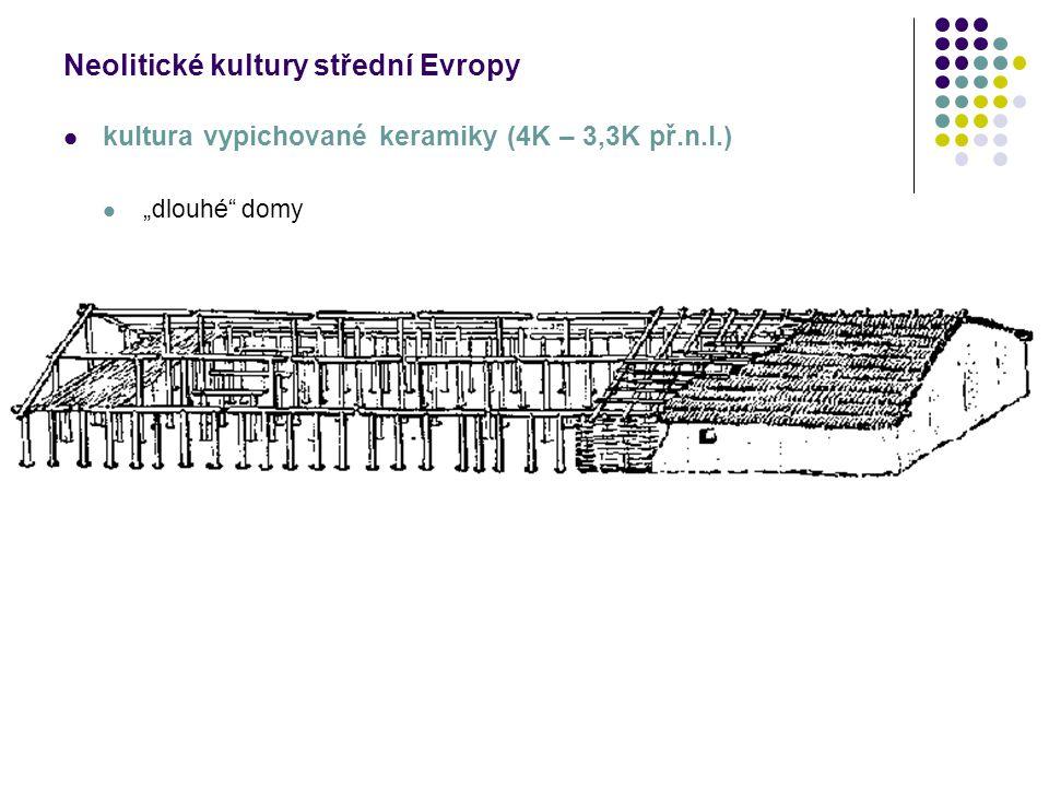 Neolitické kultury střední Evropy