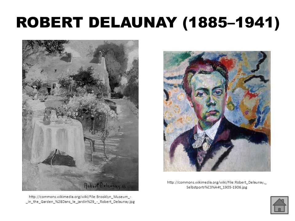 ROBERT DELAUNAY (1885–1941) http://commons.wikimedia.org/wiki/File:Robert_Delaunay,_Selbstportr%C3%A4t_1905-1906.jpg.