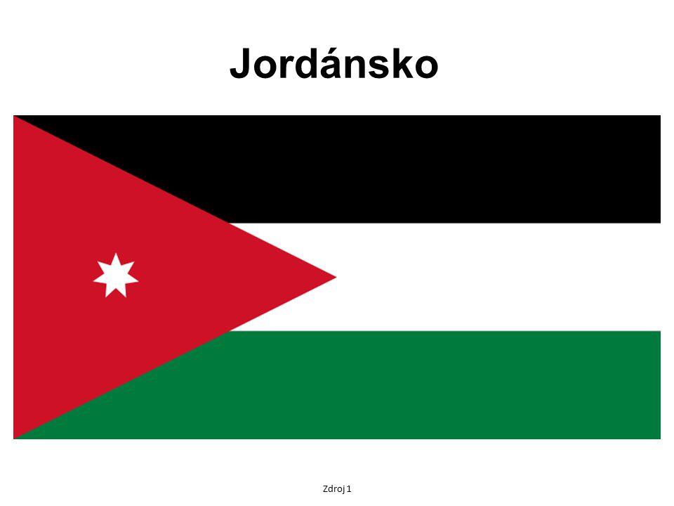 Jordánsko Zdroj 1