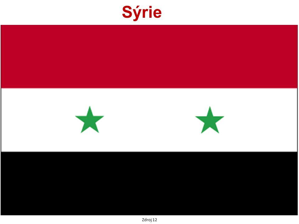 Sýrie Zdroj 12