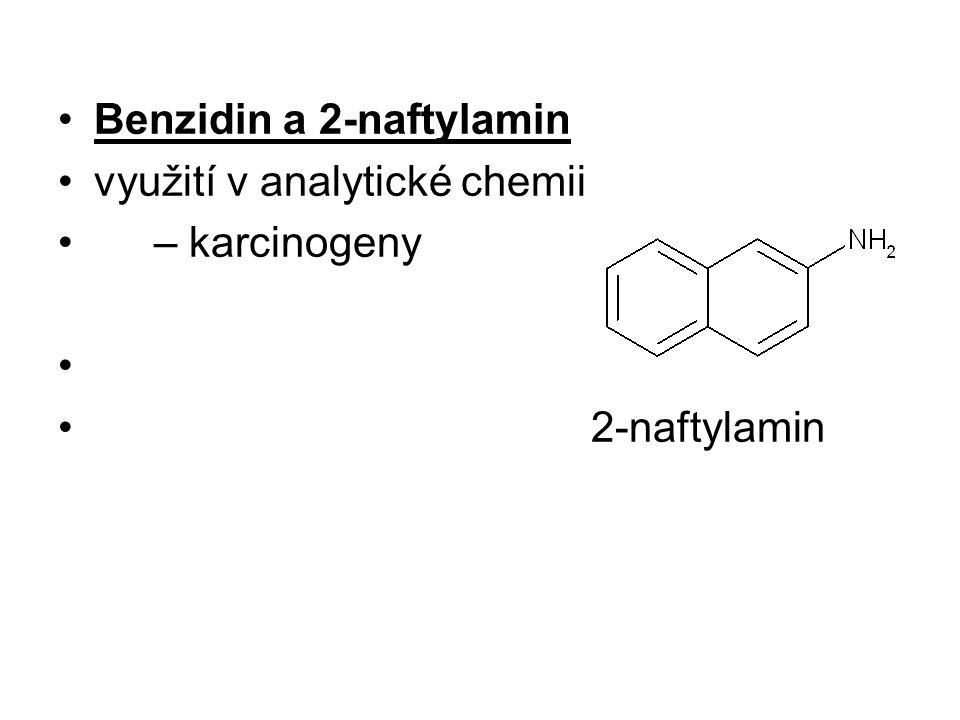 Benzidin a 2-naftylamin