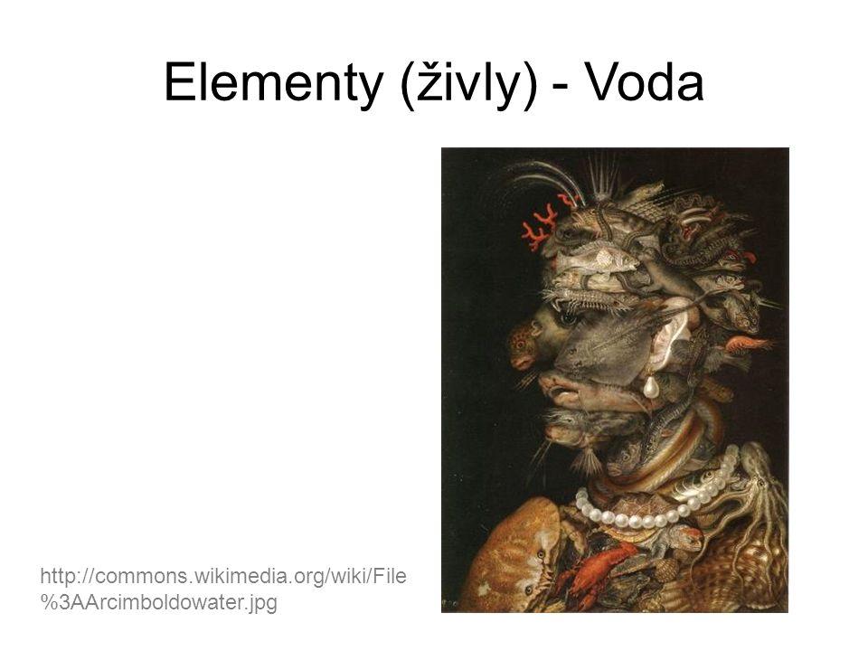 Elementy (živly) - Voda