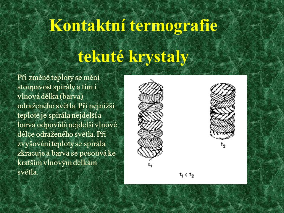 Kontaktní termografie