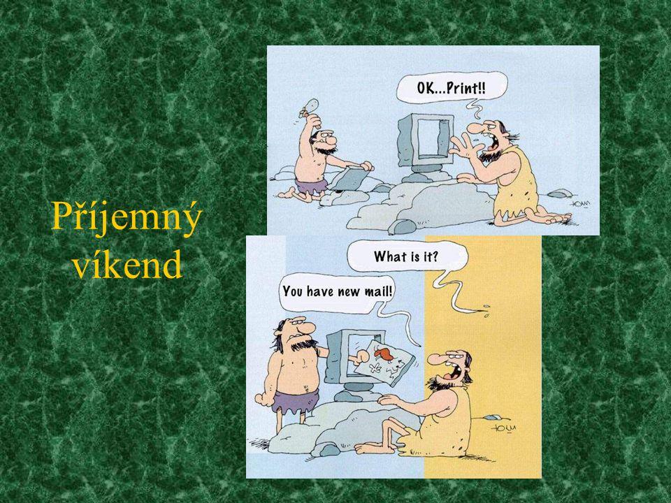 Příjemný víkend
