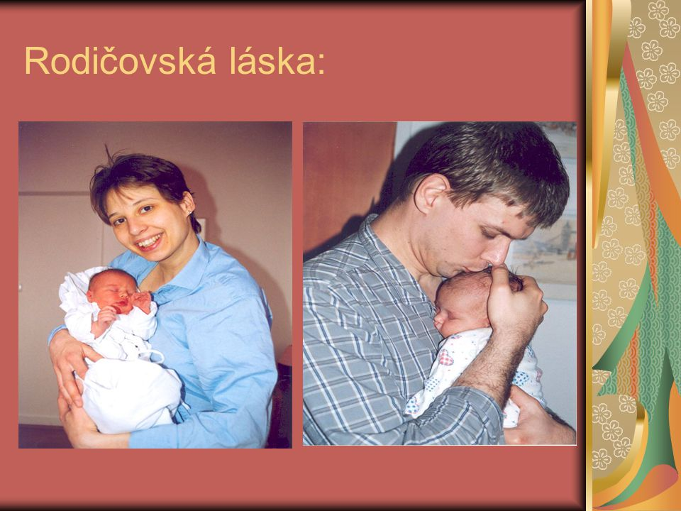 Rodičovská láska: