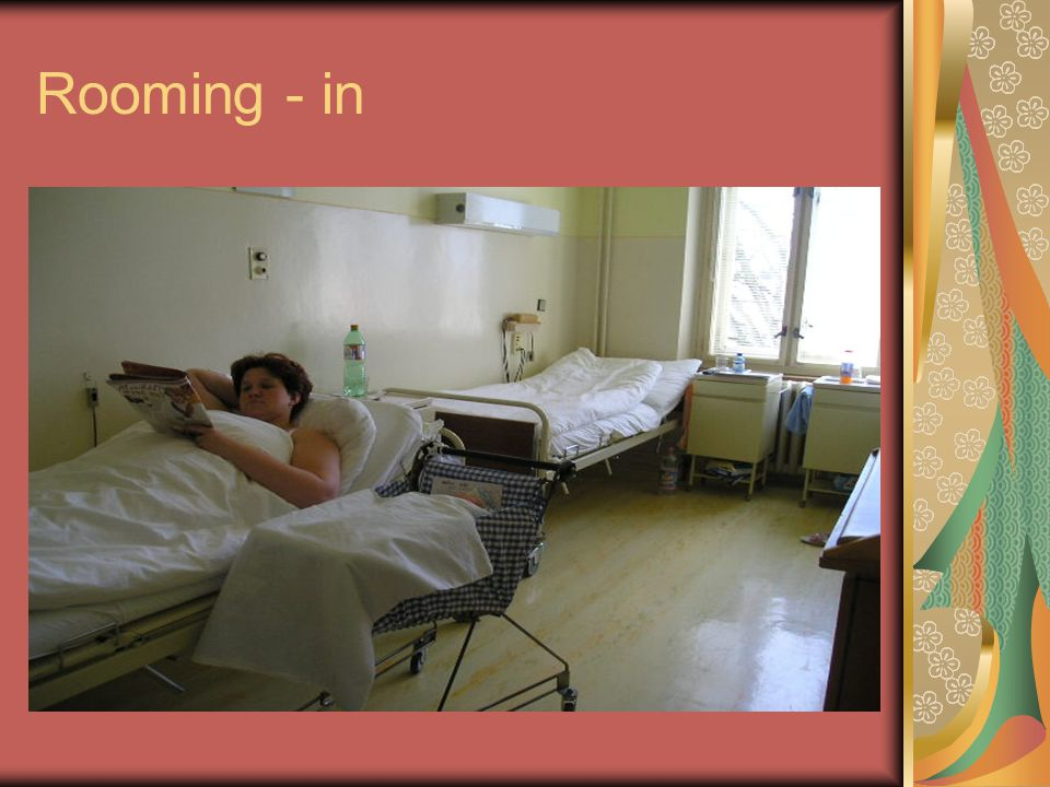 Rooming - in