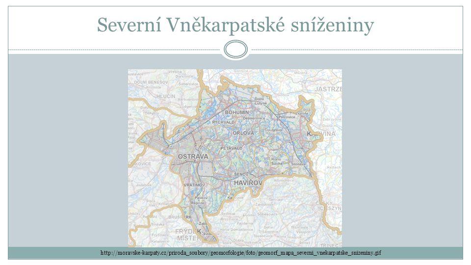 Severní Vněkarpatské sníženiny