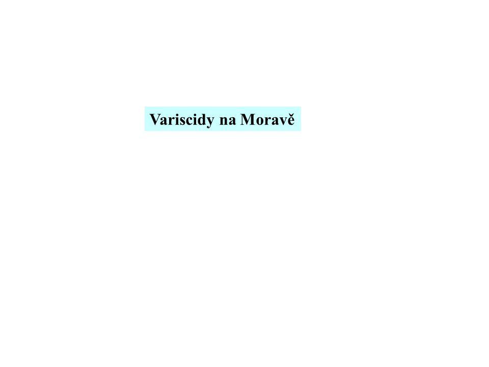 Variscidy na Moravě