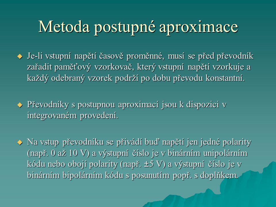 Metoda postupné aproximace