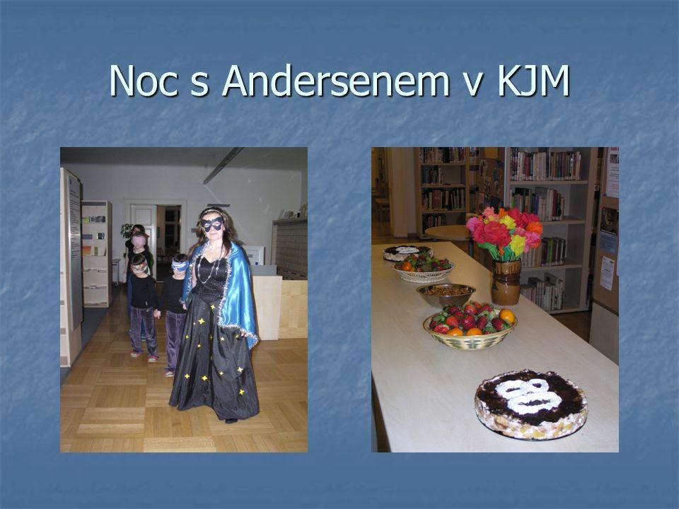 Noc s Andersenem v KJM