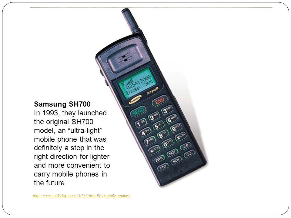 Samsung SH700