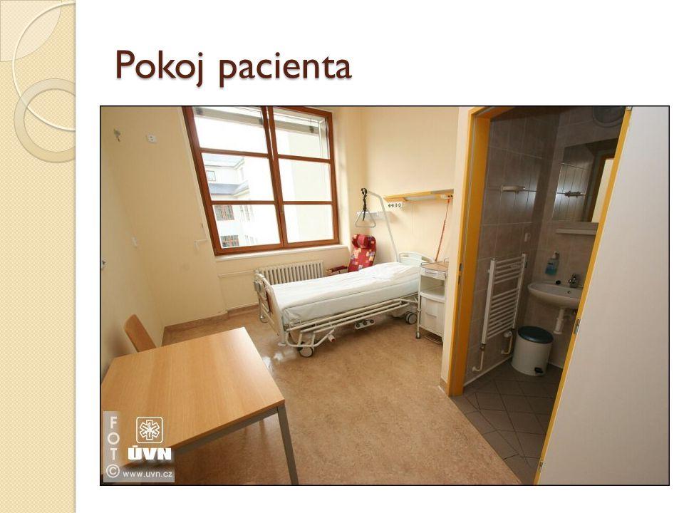 Pokoj pacienta