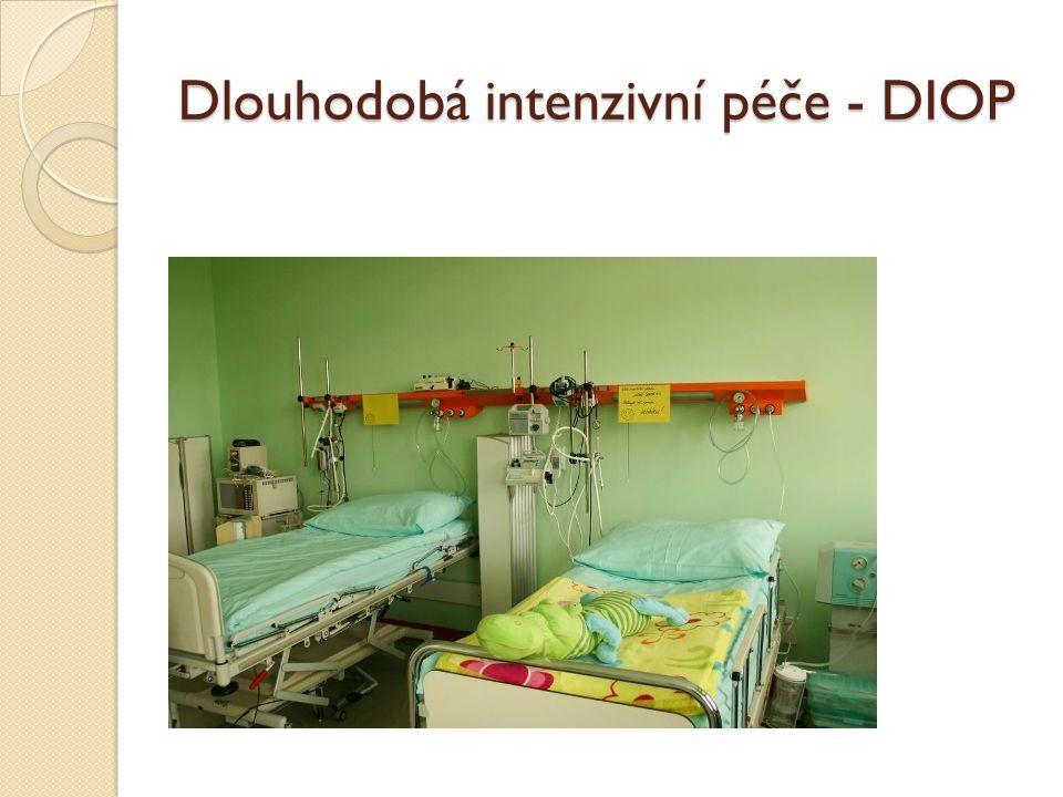 Dlouhodobá intenzivní péče - DIOP