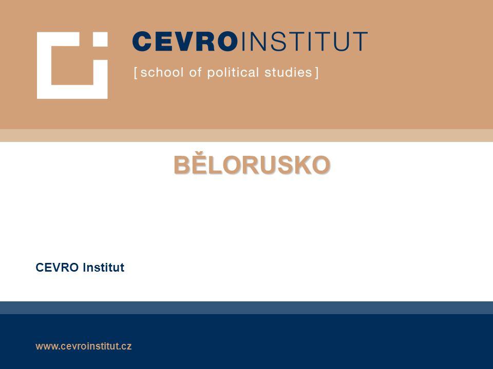 BĚLORUSKO CEVRO Institut