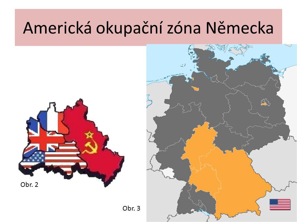 Americká okupační zóna Německa