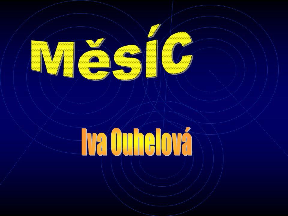 Měsíc Iva Ouhelová