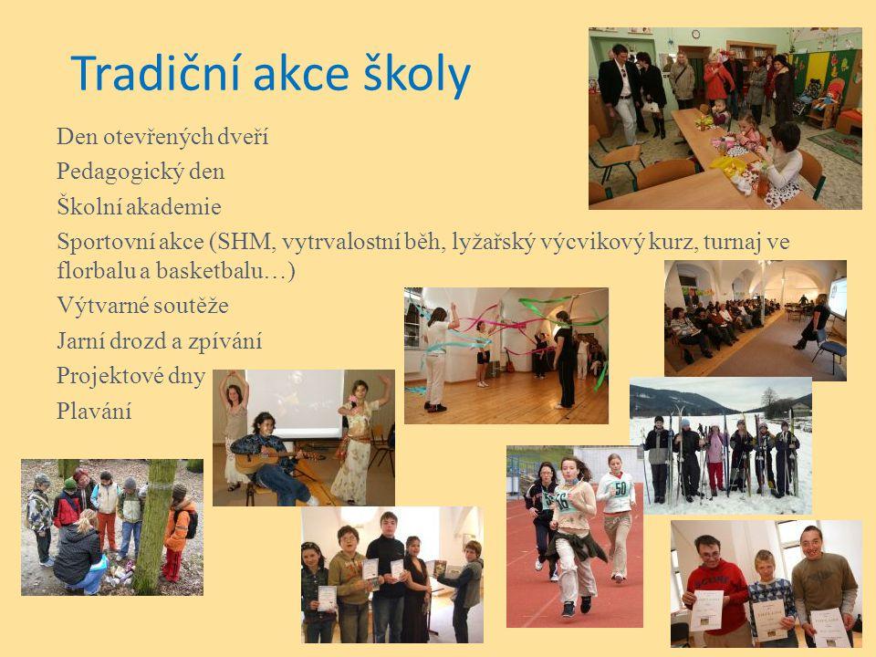Tradiční akce školy Den otevřených dveří Pedagogický den