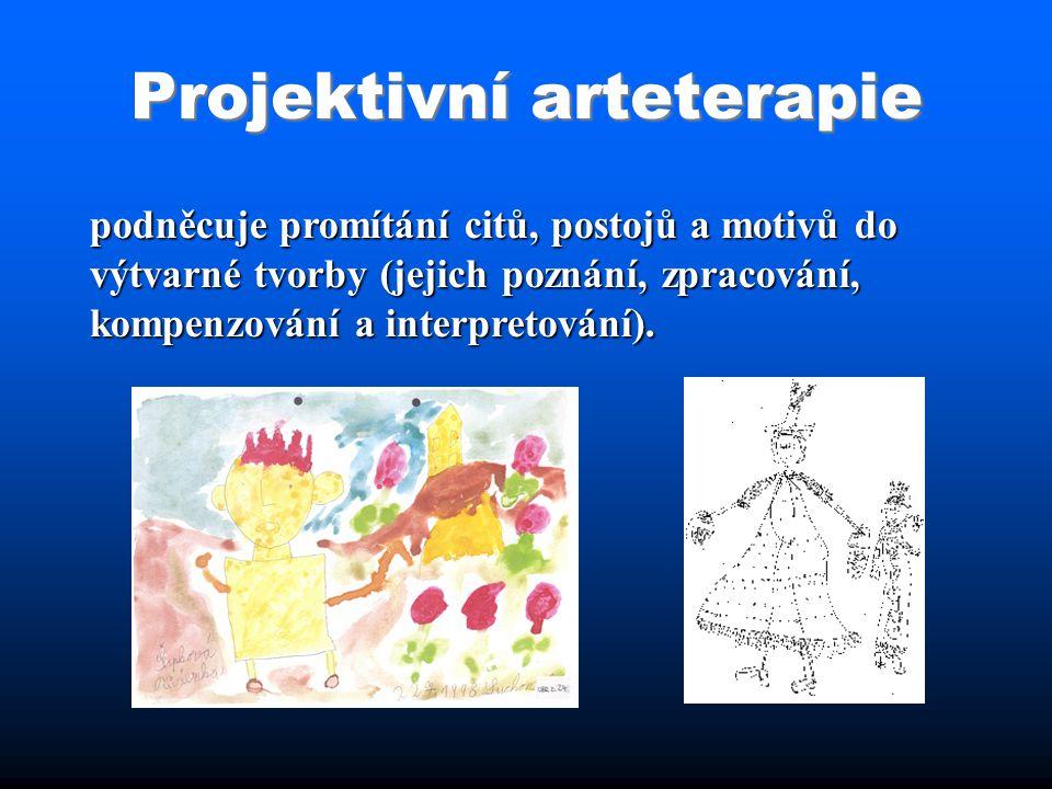 Projektivní arteterapie