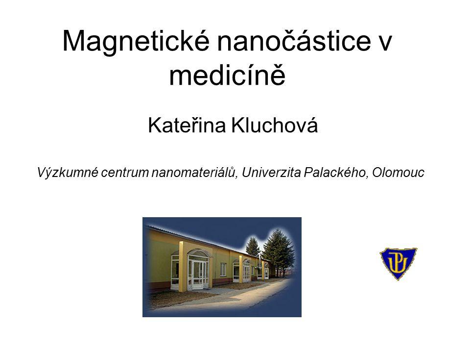 Magnetické nanočástice v medicíně