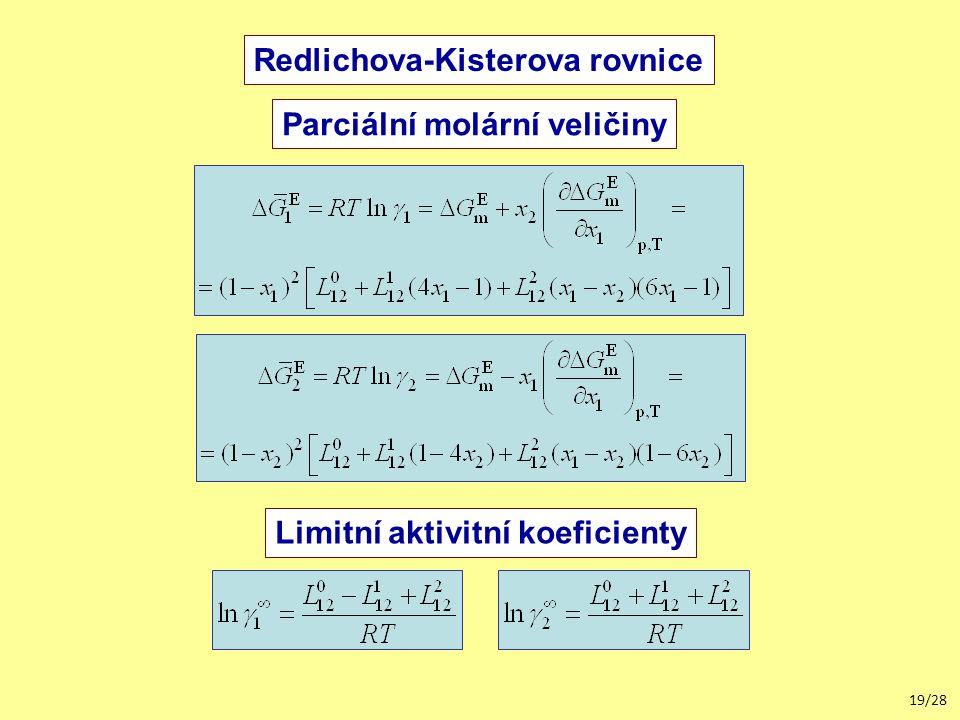 Redlichova-Kisterova rovnice