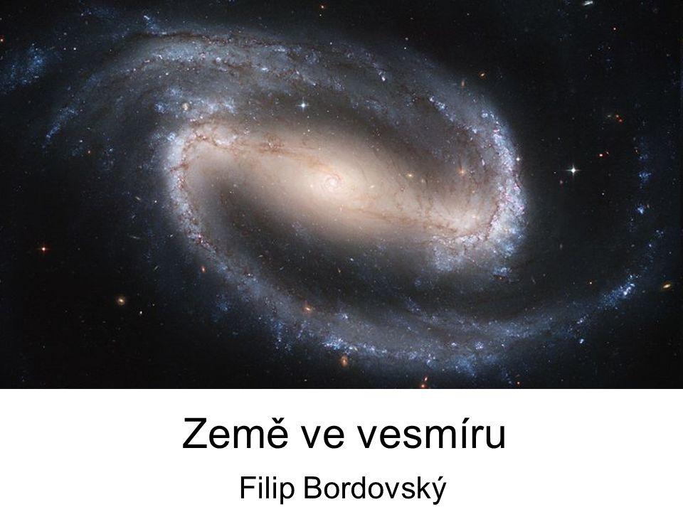 Země ve vesmíru Filip Bordovský