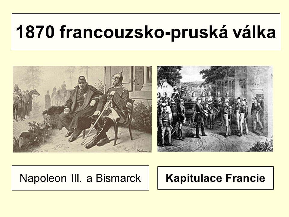 1870 francouzsko-pruská válka