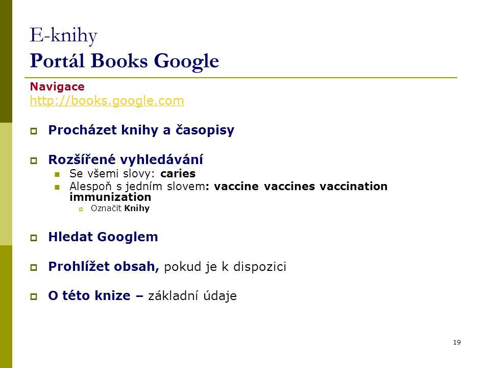 E-knihy Portál Books Google