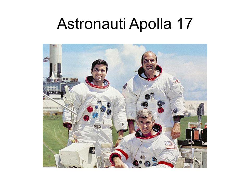 Astronauti Apolla 17
