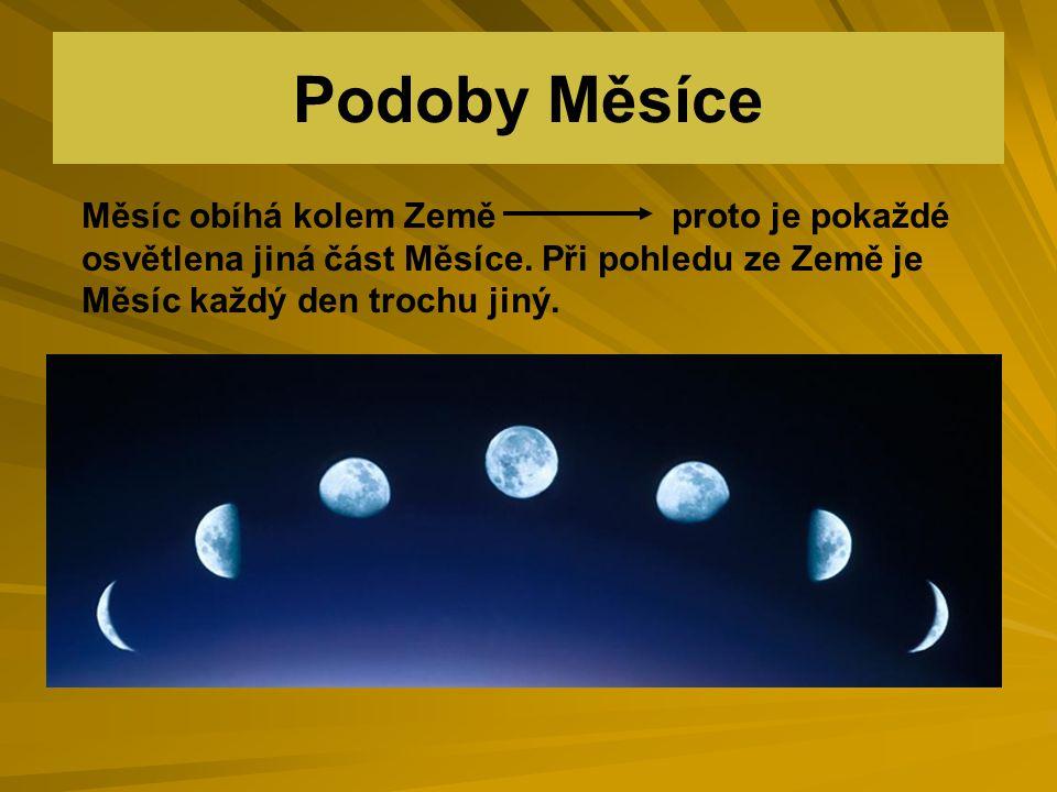 Podoby Měsíce