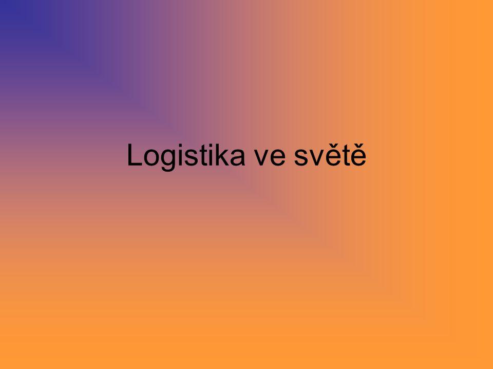 Logistika ve světě