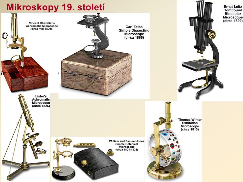 Mikroskopy 19. století