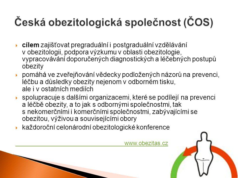 Česká obezitologická společnost (ČOS)