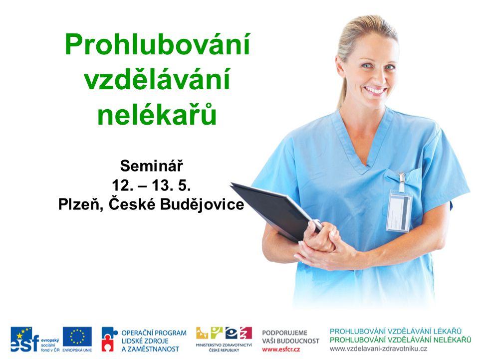 Prohlubování vzdělávání nelékařů