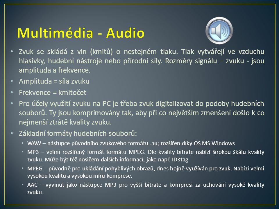 Multimédia - Audio