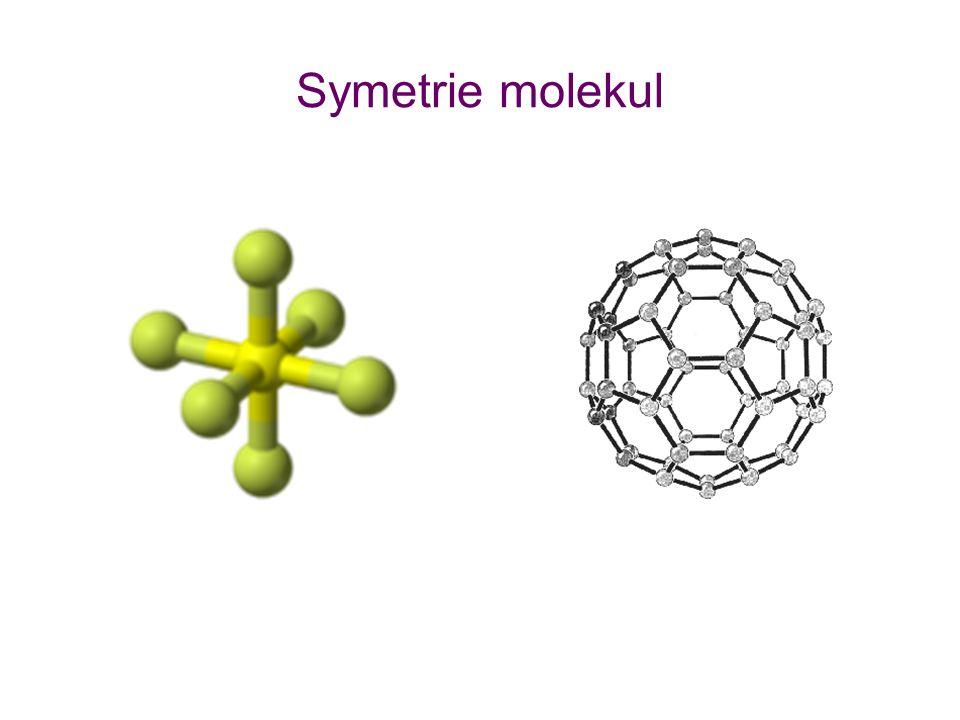 Symetrie molekul