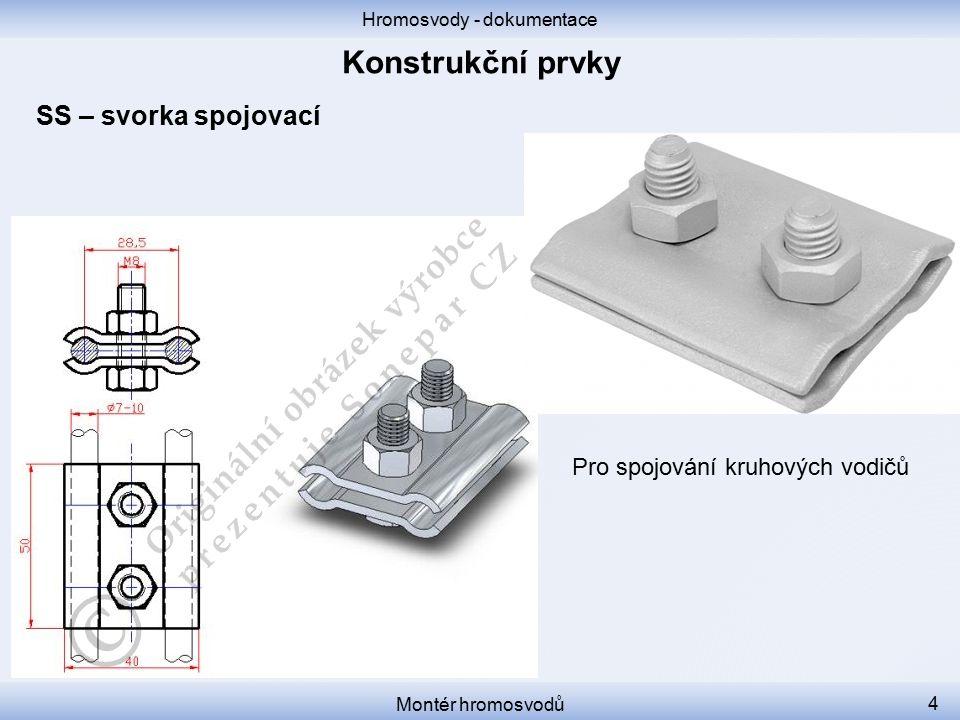 Hromosvody - dokumentace