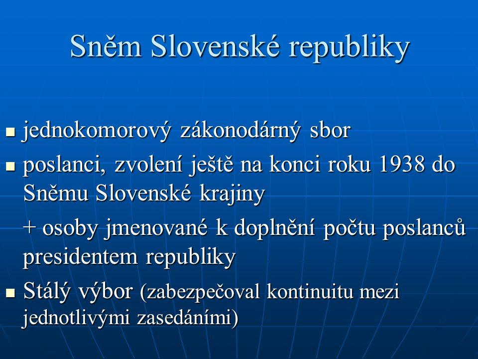 Sněm Slovenské republiky