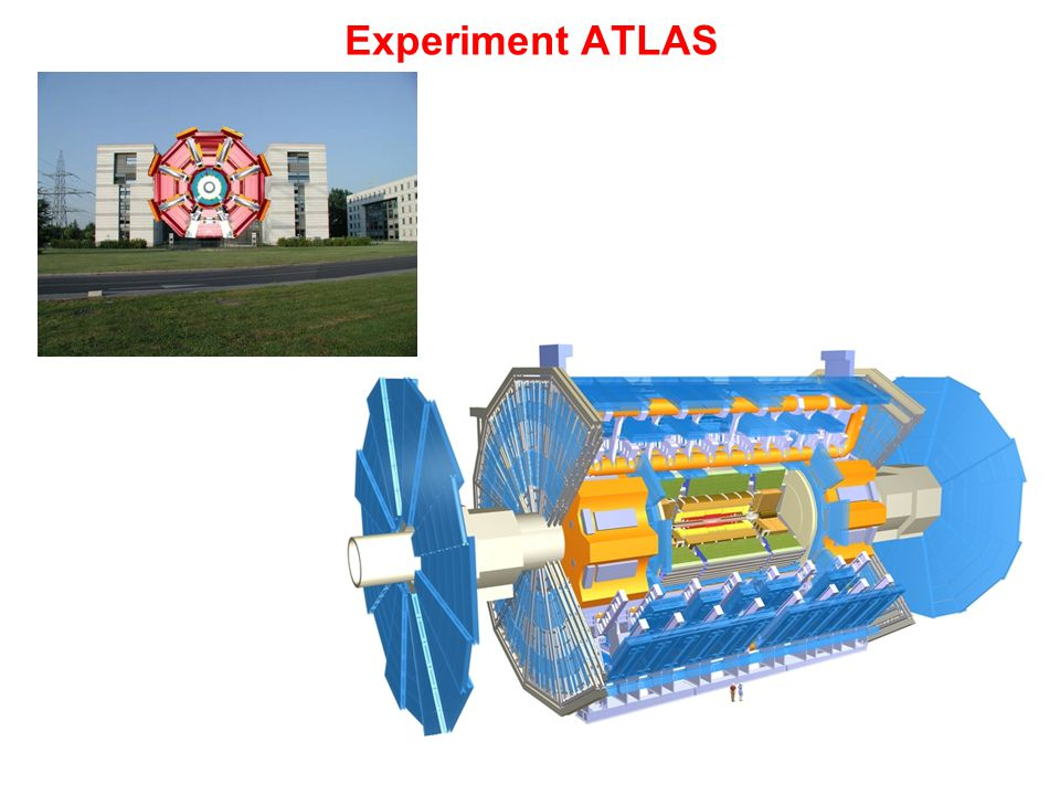 Experiment ATLAS