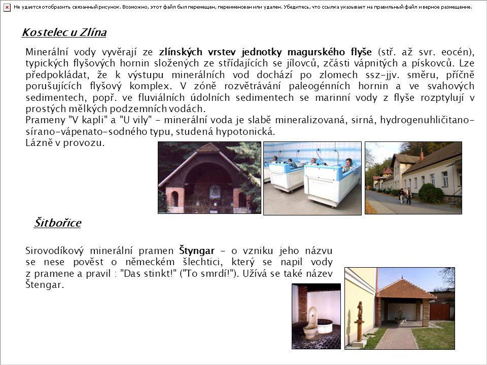 Kostelec u Zlína Šitbořice
