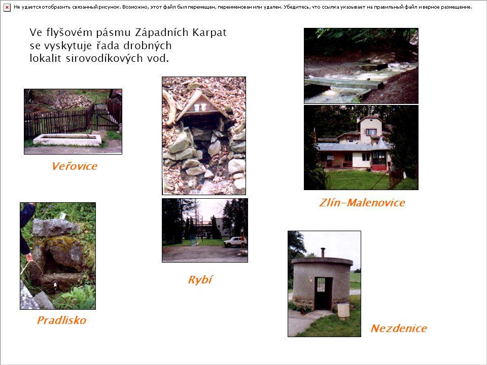 Ve flyšovém pásmu Západních Karpat