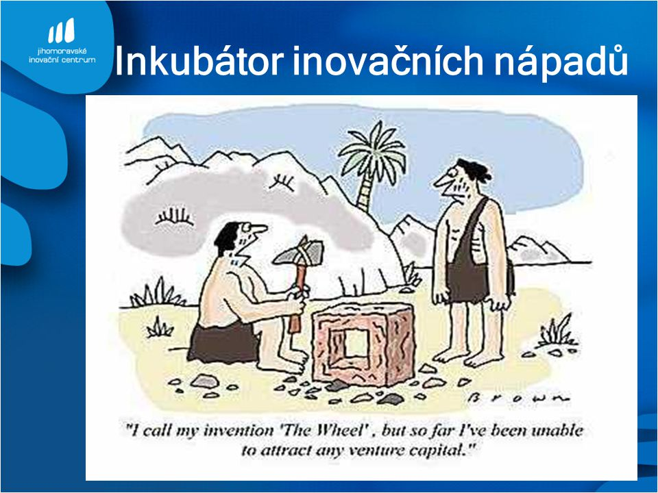 Inkubátor inovačních nápadů